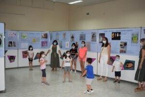Αρχαιολογικό Μουσείο Αιανής: Τα παιδιά εμπνέονται και δημιουργούν (φωτο) 17