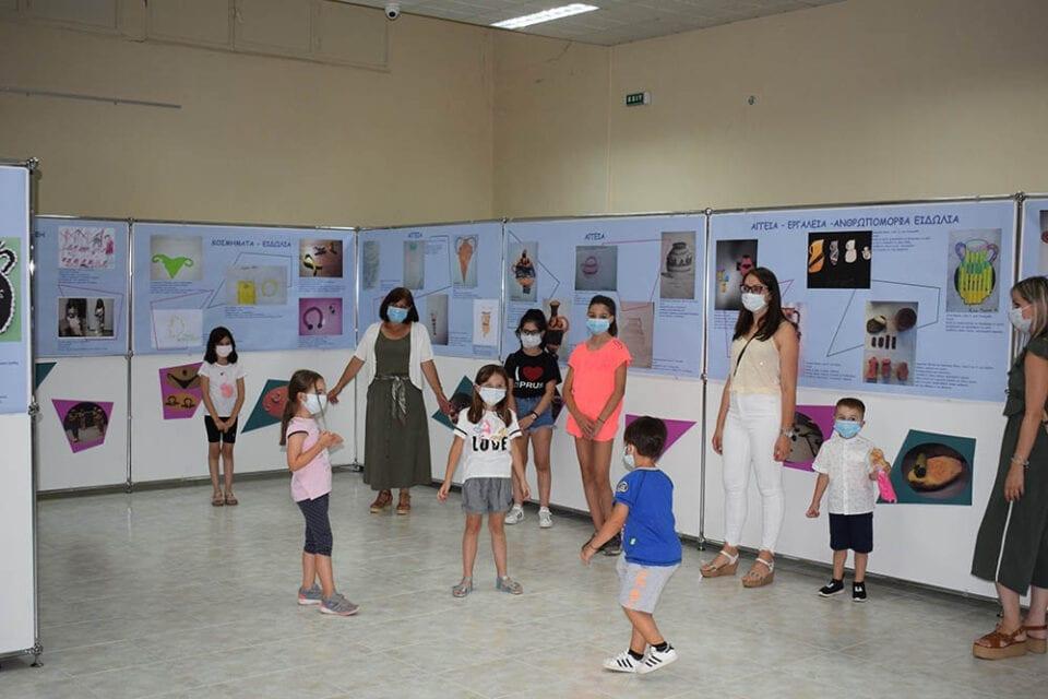 Αρχαιολογικό Μουσείο Αιανής: Τα παιδιά εμπνέονται και δημιουργούν (φωτο) 10
