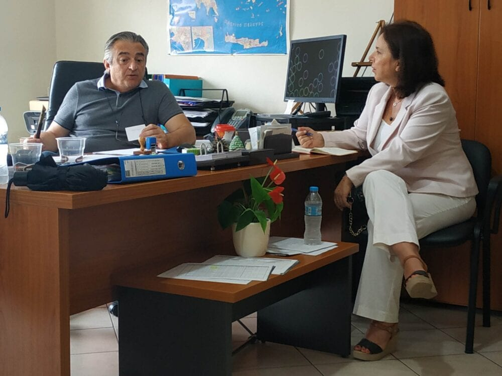 «Καλλιόπη Βέττα: Δεν μπορεί να υπάρξει ανάπτυξη της γεωργίας χωρίς ενίσχυση του ΕΛΓΑ- Επίσκεψη στο ΚΔΑΠ του Συλλόγου Γονέων Ατόμων με Αυτισμό, την Αιανή και το Χρώμιο» 13