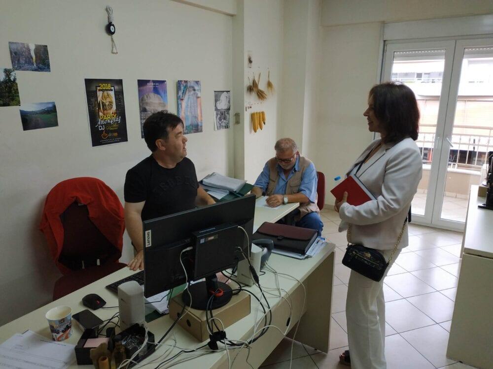 «Καλλιόπη Βέττα: Δεν μπορεί να υπάρξει ανάπτυξη της γεωργίας χωρίς ενίσχυση του ΕΛΓΑ- Επίσκεψη στο ΚΔΑΠ του Συλλόγου Γονέων Ατόμων με Αυτισμό, την Αιανή και το Χρώμιο» 12