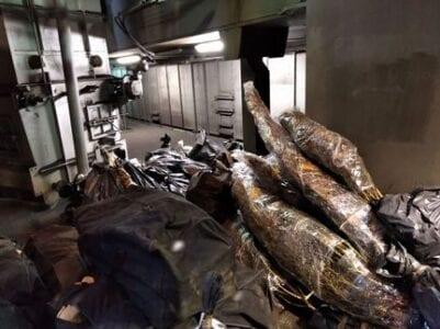 Φλώρινα: Καταστράφηκαν μεγάλες ποσότητες ναρκωτικών ουσιών σε υψικάμινο στο εργοστάσιο του ΑΗΣ Μελίτης