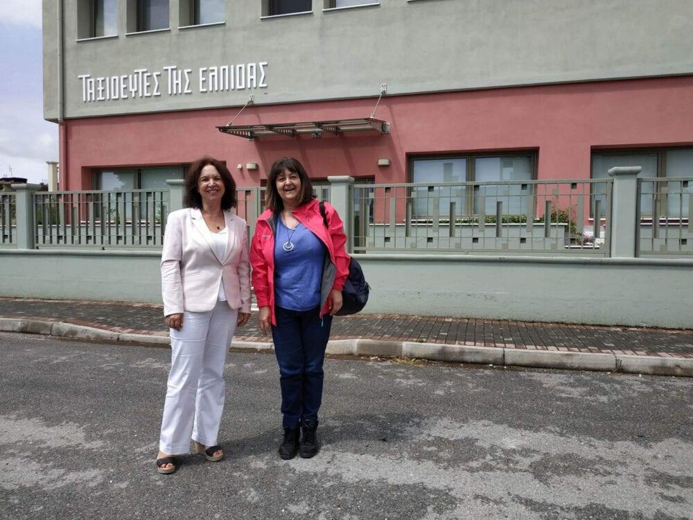 «Καλλιόπη Βέττα: Δεν μπορεί να υπάρξει ανάπτυξη της γεωργίας χωρίς ενίσχυση του ΕΛΓΑ- Επίσκεψη στο ΚΔΑΠ του Συλλόγου Γονέων Ατόμων με Αυτισμό, την Αιανή και το Χρώμιο» 11