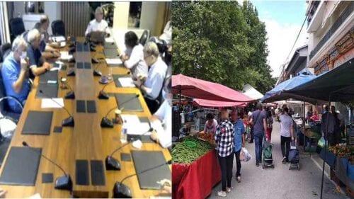 Συστάθηκε πενταμελής επιτροπή για τις λαϊκές αγορές της Δυτικής Μακεδονίας