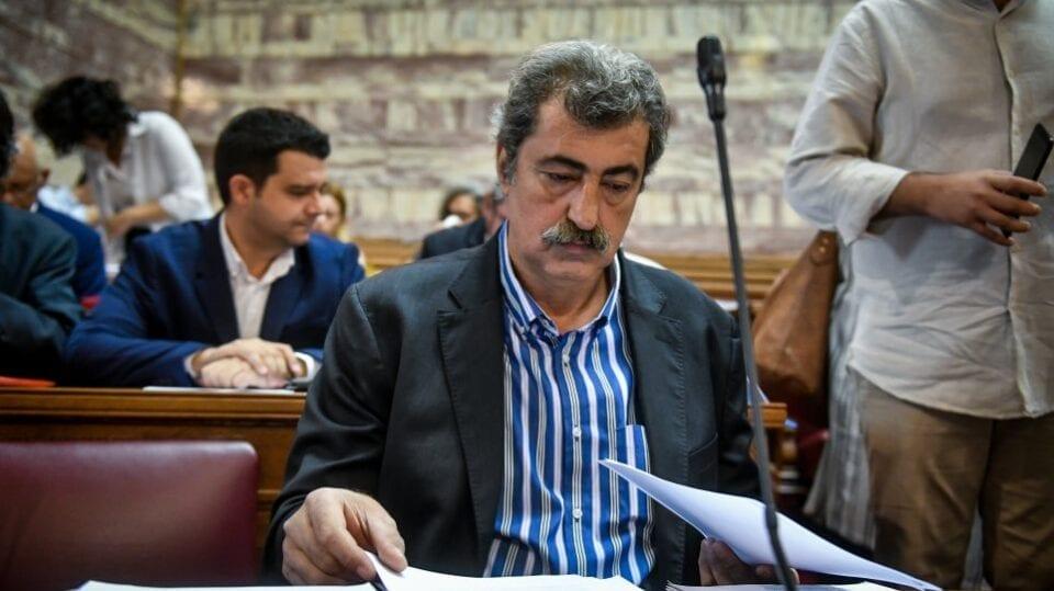 «Πυρά» εξαπολύει ο Πολάκης κατά Τσιόρδα & Αρκουμανέα