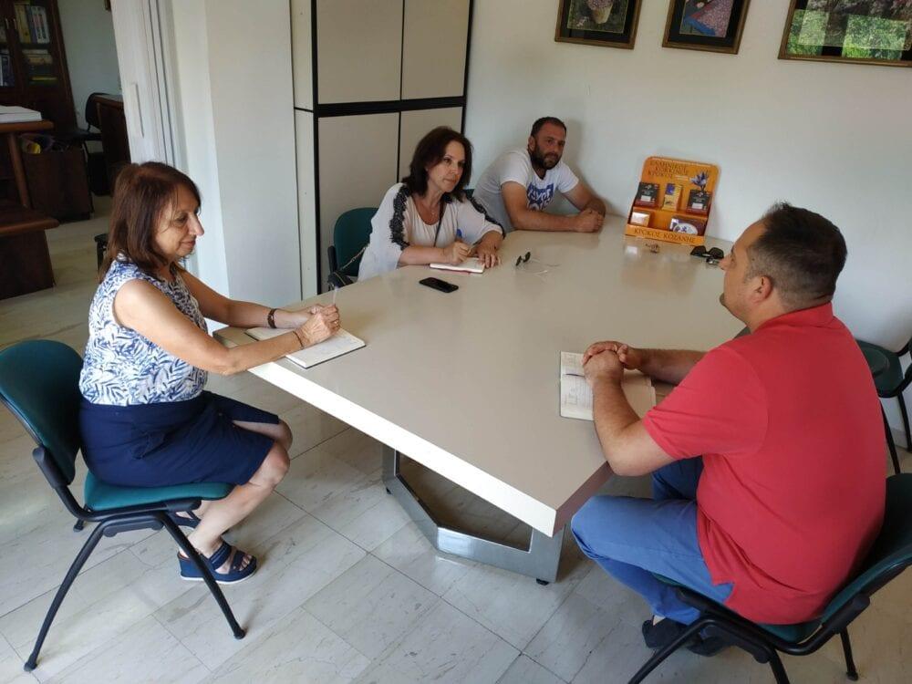 «Καλλιόπη Βέττα: Η κυβέρνηση οφείλει να ενισχύσει άμεσα τους Κροκοπαραγωγούς» 3