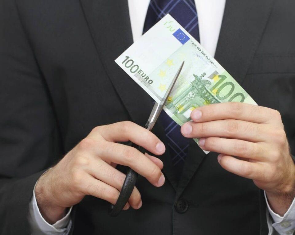 Αναδρομικά συνταξιούχων: Τα 1,4 δισ. έγιναν 900 εκατ. (τροπολογία)