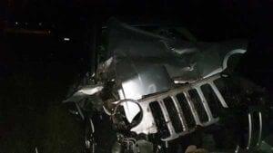 Άργος Ορεστικό: Σοκαριστικό τροχαίο Τζιπ με φορτηγό – Άγιο είχε η οδηγός 44