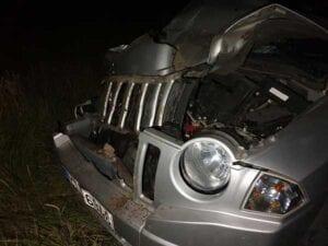 Άργος Ορεστικό: Σοκαριστικό τροχαίο Τζιπ με φορτηγό – Άγιο είχε η οδηγός 36