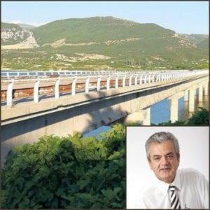 Άνοιγμα της γέφυρας Ρυμνίου σήμερα Παρασκευή 14-08-2020 και ώρα 17:00