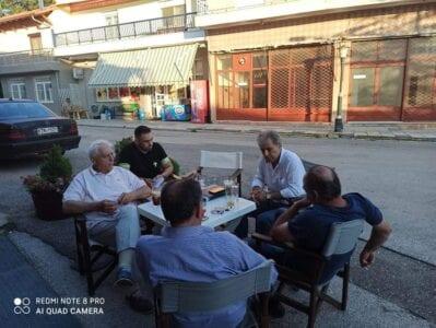 Αμανατίδης Γιώργος: ''Η επίσκεψή μου στον άξονα Ανατολικό - Κομνηνά - Μεσόβουνο - Πύργοι με έκανε πιο αισιόδοξο για την περιοχή μας'' 8