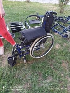 Πτολεμαΐδα: Νέος κύκλος συλλογής από πλαστικά καπάκια – Περισσότερα αναπηρικά αμαξίδια 3
