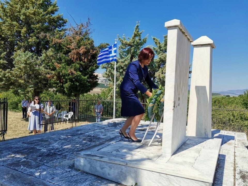 Ημέρα μνήμης για τα θύματα Τρανοβάλτου, Μικτοβάλτου, Λαζαράδων της ΔΕ Καμβουνίων του Δήμου Σερβίων από τα κατοχικά γερμανικά στρατεύματα στις 21 Αυγούστου 1943.