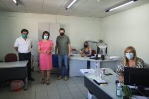 Παρασκευή Βρυζίδου: Συνεργασία με στελέχη της Εφορίας Κοζάνης 4