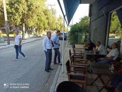 Αμανατίδης Γιώργος: ''Η επίσκεψή μου στον άξονα Ανατολικό - Κομνηνά - Μεσόβουνο - Πύργοι με έκανε πιο αισιόδοξο για την περιοχή μας'' 6