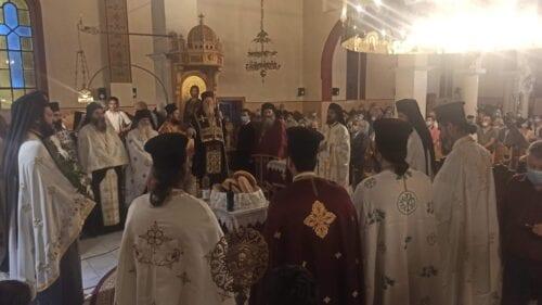 Η Πτολεμαΐδα τίμησε τον Πολιούχο της Άγιο Ιωάννη τον Πρόδρομο  (βίντεο-φωτό) 27