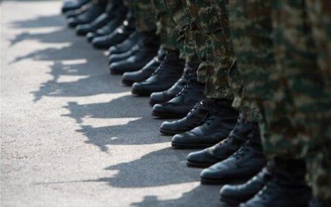 Έρχονται προσλήψεις 6.000 οπλιτών