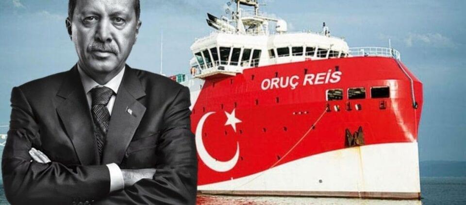Με αυτόν θέλουν να κάνουν διαπραγματεύσεις! - Ερντογάν: «Μην παρέμβετε στο Oruc Reis - Θα κάνουμε ότι χρειαστεί!»