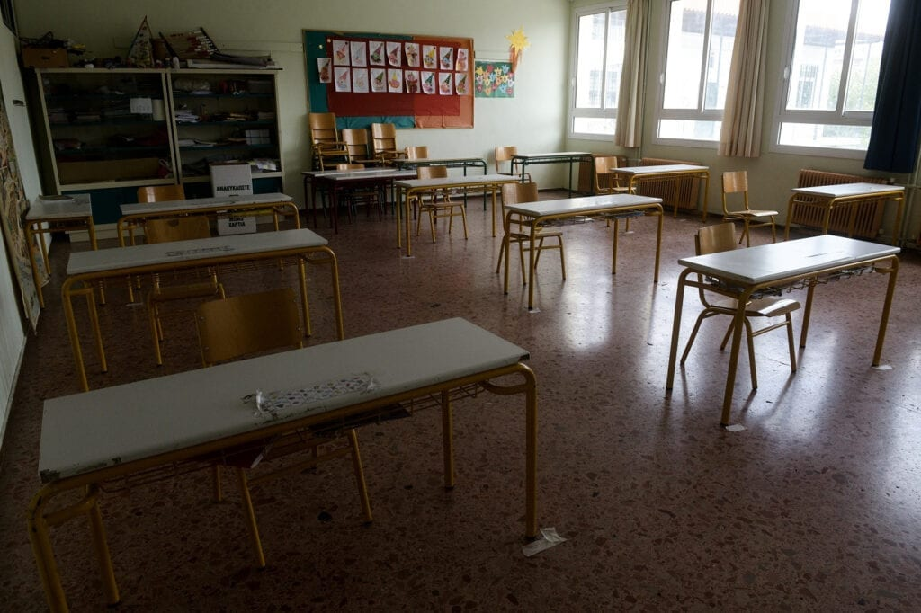 Άνοιγμα σχολείων: Πότε θα χτυπήσει το πρώτο κουδούνι