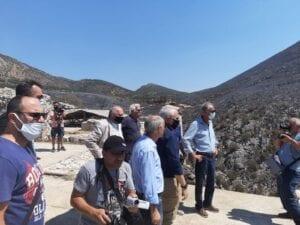Aντιπροσωπεία του ΣΥΡΙΖΑ – Προοδευτική Συμμαχία στον αρχαιολογικό χώρο των Μυκηνών 28