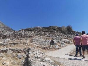 Aντιπροσωπεία του ΣΥΡΙΖΑ – Προοδευτική Συμμαχία στον αρχαιολογικό χώρο των Μυκηνών 34