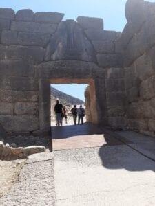 Aντιπροσωπεία του ΣΥΡΙΖΑ – Προοδευτική Συμμαχία στον αρχαιολογικό χώρο των Μυκηνών 32