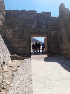 Aντιπροσωπεία του ΣΥΡΙΖΑ – Προοδευτική Συμμαχία στον αρχαιολογικό χώρο των Μυκηνών 36