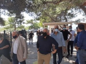 Aντιπροσωπεία του ΣΥΡΙΖΑ – Προοδευτική Συμμαχία στον αρχαιολογικό χώρο των Μυκηνών 29