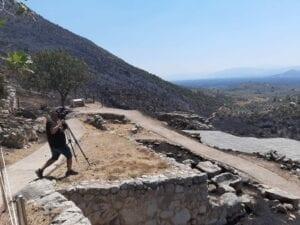 Aντιπροσωπεία του ΣΥΡΙΖΑ – Προοδευτική Συμμαχία στον αρχαιολογικό χώρο των Μυκηνών 26