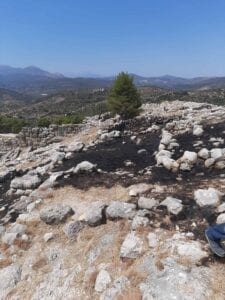 Aντιπροσωπεία του ΣΥΡΙΖΑ – Προοδευτική Συμμαχία στον αρχαιολογικό χώρο των Μυκηνών 24