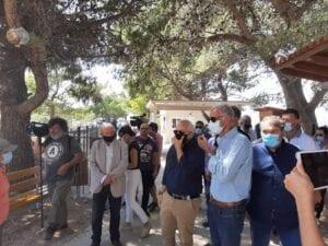 Aντιπροσωπεία του ΣΥΡΙΖΑ – Προοδευτική Συμμαχία στον αρχαιολογικό χώρο των Μυκηνών 23