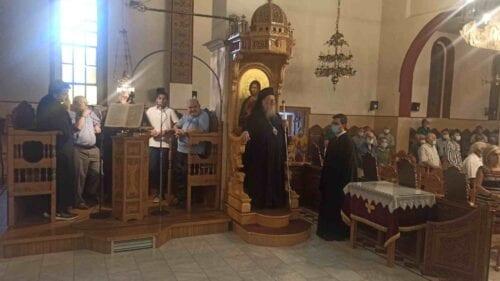 Η Πτολεμαΐδα τίμησε τον Πολιούχο της Άγιο Ιωάννη τον Πρόδρομο  (βίντεο-φωτό) 31