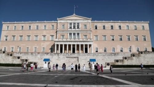 Βουλή: Την Πέμπτη ονομαστική ψηφοφορία για τη συμφωνία με την Αίγυπτο – Στο βήμα ο Κ. Μητσοτάκης (live)