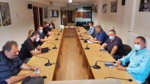 Συνάντηση Νεολαίας ΣΥΡΙΖΑ με το Σωματείο ΣΠΑΡΤΑΚΟΣ 4