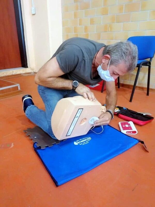 Μέλη της Εθελοντικής Διασωστικής Ομάδας Πτολεμαΐδας εκπαιδεύτηκαν και πιστοποιήθηκαν ως εκπαιδευτές, από το Ευρωπαϊκό Συμβούλιο Αναζωογόνησης , στην Παιδιατρική Βασική Υποστήριξη της Ζωής (φωτογραφίες)