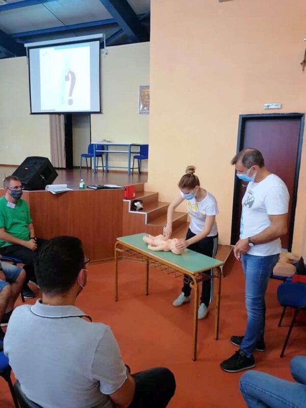 Μέλη της Εθελοντικής Διασωστικής Ομάδας Πτολεμαΐδας εκπαιδεύτηκαν και πιστοποιήθηκαν ως εκπαιδευτές, από το Ευρωπαϊκό Συμβούλιο Αναζωογόνησης , στην Παιδιατρική Βασική Υποστήριξη της Ζωής (φωτογραφίες) 37