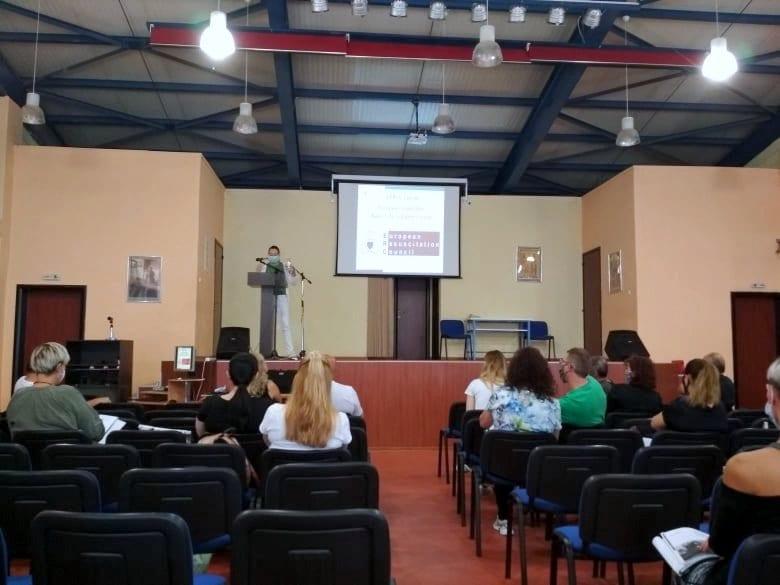 Μέλη της Εθελοντικής Διασωστικής Ομάδας Πτολεμαΐδας εκπαιδεύτηκαν και πιστοποιήθηκαν ως εκπαιδευτές, από το Ευρωπαϊκό Συμβούλιο Αναζωογόνησης , στην Παιδιατρική Βασική Υποστήριξη της Ζωής (φωτογραφίες) 34