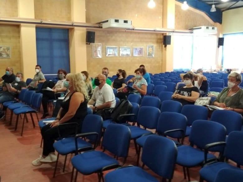 Μέλη της Εθελοντικής Διασωστικής Ομάδας Πτολεμαΐδας εκπαιδεύτηκαν και πιστοποιήθηκαν ως εκπαιδευτές, από το Ευρωπαϊκό Συμβούλιο Αναζωογόνησης , στην Παιδιατρική Βασική Υποστήριξη της Ζωής (φωτογραφίες) 35