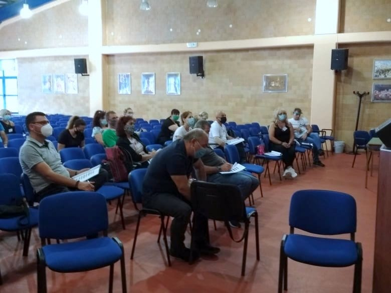 Μέλη της Εθελοντικής Διασωστικής Ομάδας Πτολεμαΐδας εκπαιδεύτηκαν και πιστοποιήθηκαν ως εκπαιδευτές, από το Ευρωπαϊκό Συμβούλιο Αναζωογόνησης , στην Παιδιατρική Βασική Υποστήριξη της Ζωής (φωτογραφίες) 32