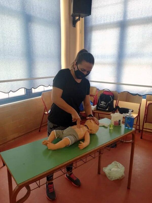 Μέλη της Εθελοντικής Διασωστικής Ομάδας Πτολεμαΐδας εκπαιδεύτηκαν και πιστοποιήθηκαν ως εκπαιδευτές, από το Ευρωπαϊκό Συμβούλιο Αναζωογόνησης , στην Παιδιατρική Βασική Υποστήριξη της Ζωής (φωτογραφίες) 27