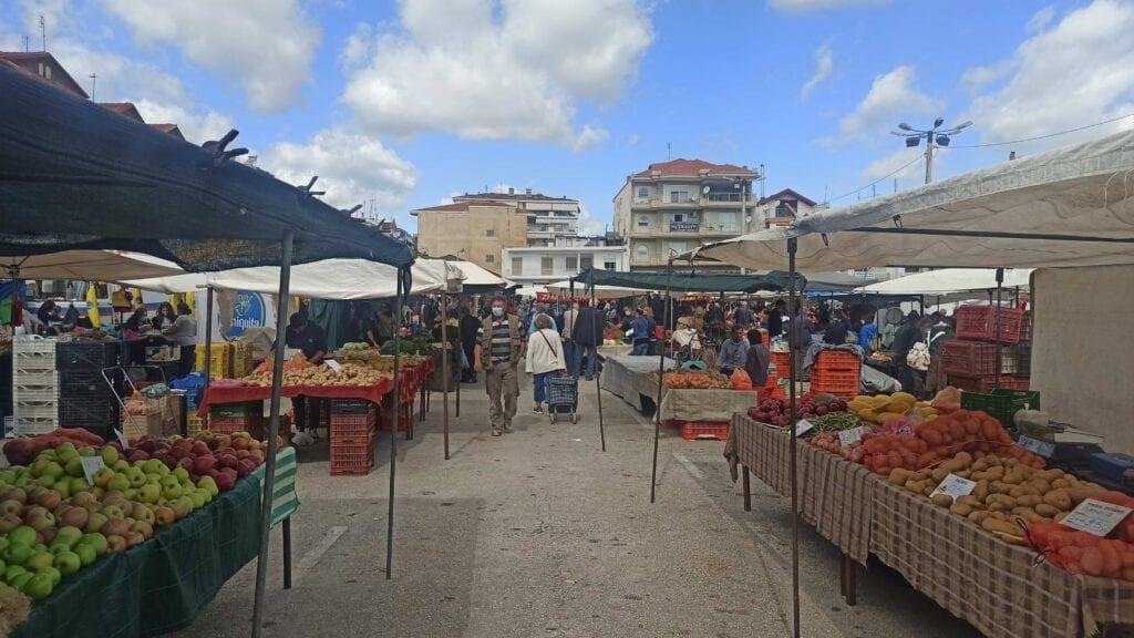 """Πτολεμαΐς: """"Παρατηρητήριον τιμών Λαϊκής αγοράς"""""""