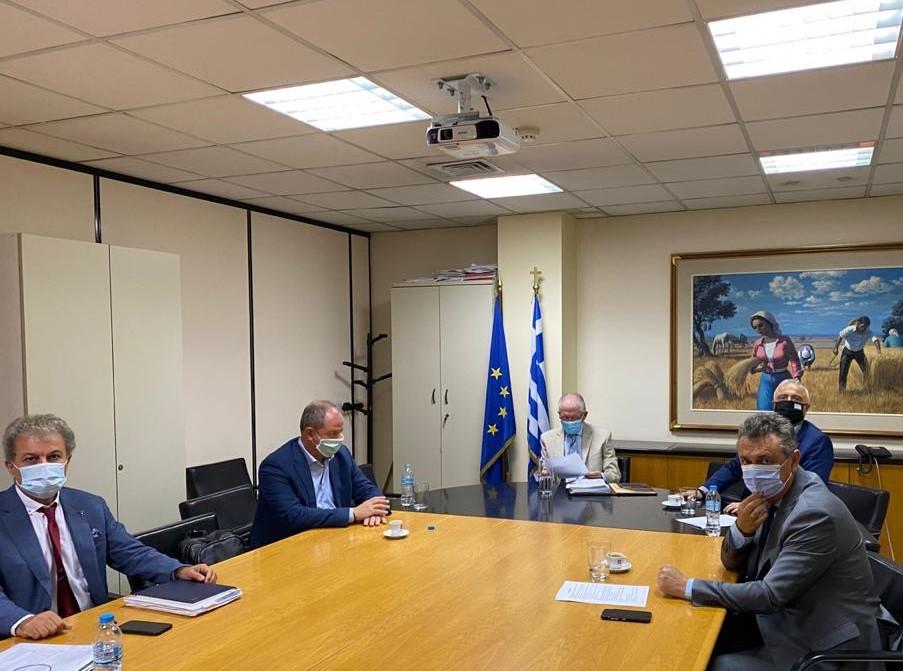 Γιώργος Αμανατίδης: «Η στήριξη των αγροτών στο επίκεντρο»