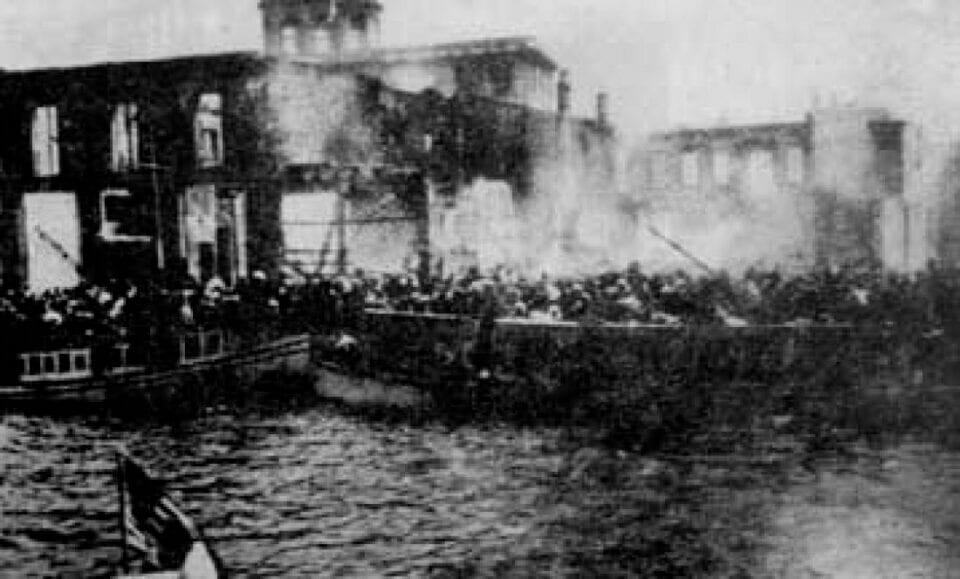 Eνενήντα οκτώ χρόνια μετά την εξόντωση των Ελλήνων της Μικράς Ασίας