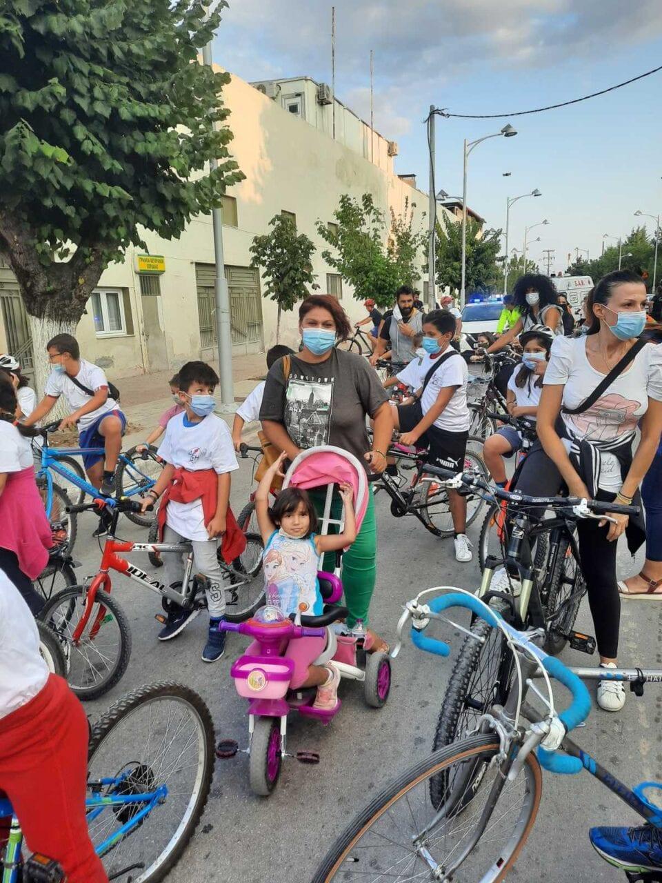 Στην εβδομάδα κινητικότητας του Δήμου Εορδαίας συμμετείχε ο ΣΠΑΡΤΑΚΟΣ