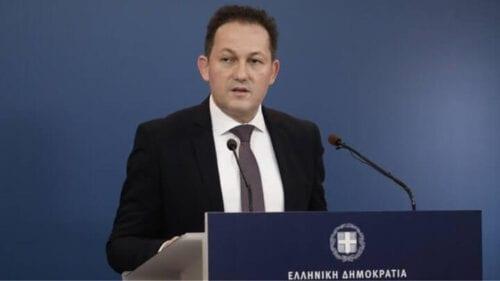 Πέτσας: Αν χρειαστεί θα λάβουμε και επιπλέον μέτρα για τον κορονοϊό - Τι είπε για την Τουρκία