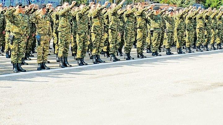 Ποιοι θα υπηρετήσουν 9 µήνες στον Στρατό Ξηράς - Όλες οι αλλαγές στη θητεία