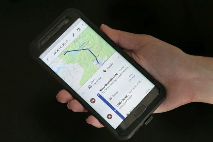 Το Google maps θα ενημερώνει για τις περιοχές με πολλά κρούσματα κορονοϊού