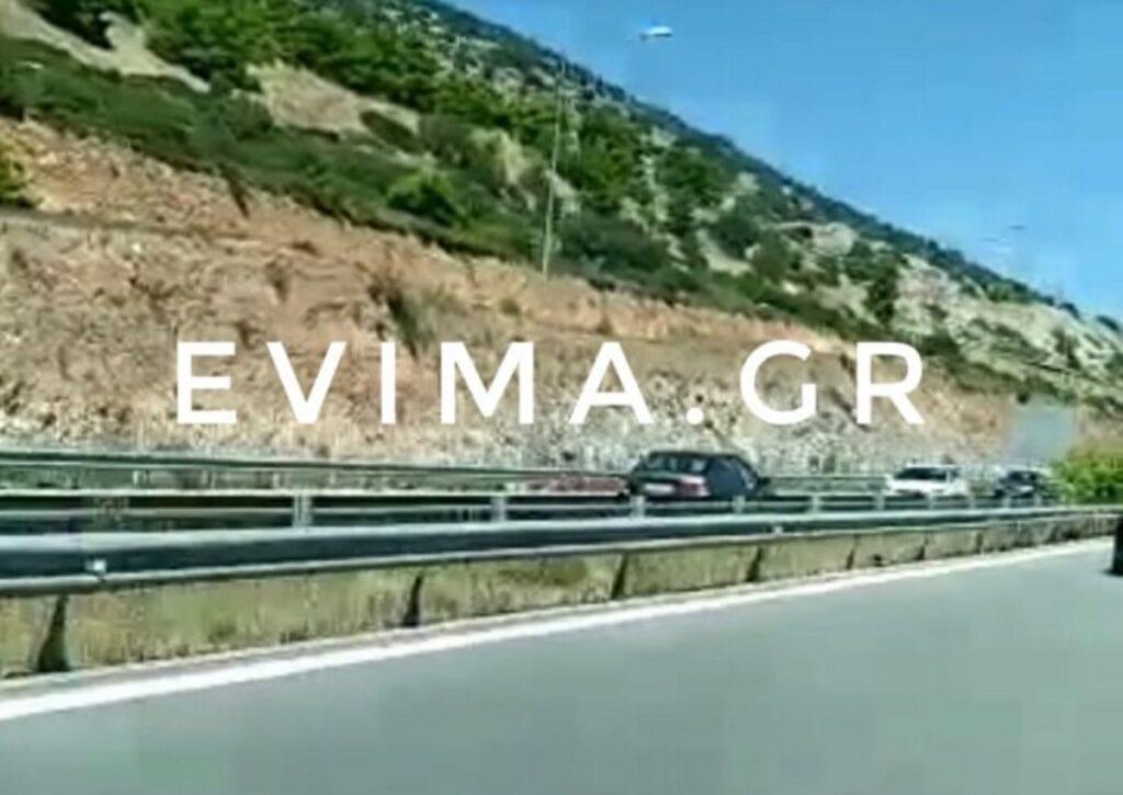 Χάρος! Πήγαινε ανάποδα για 13 χιλιόμετρα στον Περιφερειακό Χαλκίδας – Σχηματαρίου! (video)
