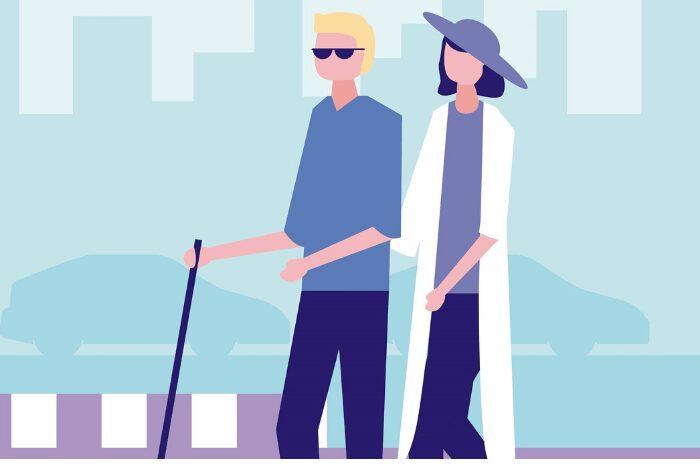 Ο Δήμος Κοζάνης εξασφάλισε τη χρηματοδότηση για την «Προμήθεια εξοπλισμού και υπηρεσιών πλοήγησης ατόμων οπτικής αναπηρίας και προσανατολισμού στις εγκαταστάσεις του Δημαρχείου και της Κοινωφελούς Επιχείρησης Κοινωνικής Πρόνοιας και Μέριμνας του Δήμου Κοζάνης», από το ΕΣΠΑ 2014-2020. Επιδεικνύοντας την αρμόζουσα μέριμνα για τα άτομα με αναπηρία, η Δημοτική Αρχή δίνει ιδιαίτερη έμφαση στην προσβασιμότητα των δημοτικών κτηρίων αξιοποιώντας τις νέες τεχνολογίες. Το εν λόγω έργο έρχεται να προστεθεί σε μία σειρά ανάλογων πρωτοβουλιών για την εξυπηρέτηση των ατόμων με αναπηρία από τις υπηρεσίες του Δήμου. Αναλυτικότερα, το έργο προϋπολογισμού 283.960,00 ευρώ, περιλαμβάνει την προμήθεια και εγκατάσταση συσκευών ραδιοσήμανσης χώρων που θα τοποθετηθούν σε ειδικά σημεία εντός των κτηρίων (Δημαρχείο και Κοινωφελής Επιχείρηση Κοινωνικής Μέριμνας και Πρόνοιας), για την περιήγηση των ατόμων με οπτική αναπηρία. Η ραδιοσήμανση θα αξιοποιείται από το λογισμικό των έξυπνων κινητών τηλεφώνων, προκειμένου η εφαρμογή να αντιλαμβάνεται το σημείο και τον χώρο στον οποίο βρίσκεται ο χρήστης και στη συνέχεια να παρέχει τις αντίστοιχες οδηγίες και λοιπές βοηθητικές λειτουργίες. Επιπλέον στο έργο περιλαμβάνεται και λογισμικό πλοήγησης για «έξυπνα» κινητά, με τη χρήση του οποίου ο χρήστης με αναπηρία όρασης: • Θα ενημερώνεται φωνητικά για το σημείο του κτηρίου στο οποίο βρίσκεται κάθε φορά, κάνοντας χρήση της τρέχουσας τοποθεσίας στο κινητό του. • Στην περίπτωση που επιθυμεί να κινηθεί προς μία συγκεκριμένη κατεύθυνση, θα ενημερώνεται φωνητικά για τα σημεία ενδιαφέροντος που βρίσκονται σε αυτή, κάνοντας χρήση του γυροσκοπίου του έξυπνου κινητού τηλεφώνου. • Τέλος, θα έχει τη δυνατότητα να πραγματοποιήσει κλήση σε τοπικό βοηθό, δηλαδή να καλέσει ένα τοπικό τηλέφωνο προκειμένου να ζητήσει βοήθεια ή περαιτέρω οδηγίες από κάποιον υπάλληλο. εντός του εκάστοτε κτηρίου. Η πληροφόρηση σχετικά με τις υπηρεσίες κάθε δημοτικού κτηρίου, καθώς και η πλοήγηση των ατόμων εντός αυτών των κτηρίων, θα βοηθήσει