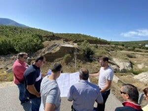 Δήμος Κοζάνης: Ξεκινούν οι εργασίες αποκατάστασης του δρόμου Χρωμίου – Ποντινής που είχε καταστραφεί από τις πλημμύρες του 2016 (βίντεο) 6