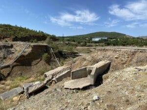 Δήμος Κοζάνης: Ξεκινούν οι εργασίες αποκατάστασης του δρόμου Χρωμίου – Ποντινής που είχε καταστραφεί από τις πλημμύρες του 2016 (βίντεο) 4